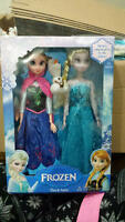 FROZEN DOLLS & 1000s OTHER NEW TOYS - NO TAX PRIVATE SALE
