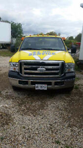 2007 FORD F350 TIRE/MECHANIC SERVICE TRUCK FOR SALE!!