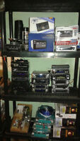 Radio AUX/CD/MP3/DVD/GPS/USB/BT Pioneer Sony JVC Alpine Clarion