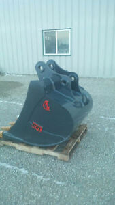 EXCAVATOR DIGGING BUCKET - NEW - VARIOUS SIZES AVAILABLE Edmonton Edmonton Area image 2