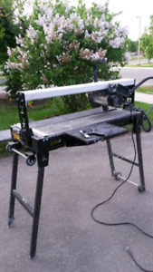 "QEP 830 tile saw 30"" bridge"