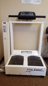 Vibration Exercise Machine - Commercial or Residential