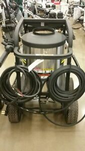 HOT WATER PORTABLE KARCHER PRESSURE WASHER -- FINANCE AVAILABLE! Edmonton Edmonton Area image 6