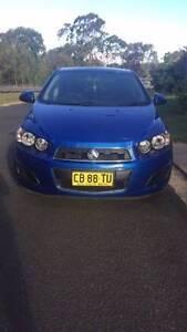 2013 Holden Barina Hatchback Armidale Armidale City Preview
