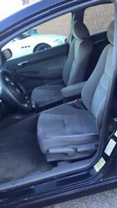 2008 Honda Civic LX SEDAN. LOW KMS! AUTO. CERTIFIED AND ETESTED. Cambridge Kitchener Area image 6