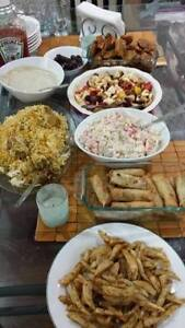 halal 100% weekly food and catering service