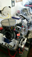 BRAND NEW BIG BLOCK CHEVY RACE MOTOR