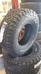 Bfgoodrich T/A K02 All Terrain Weather Winter Truck SUV Tire MPI FINANCE MAIL IN REBATE