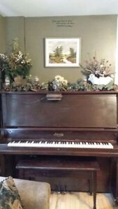 FREE!! Upright Piano -- (pickup only)