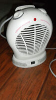 heater - fan very good condition