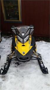 2010 MXZ ADRENALINE WITH A BRAND NEW SHORT BLOCK ENGINE
