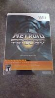 Metroid Prime Trilogy: Collector's Edition - Complete!