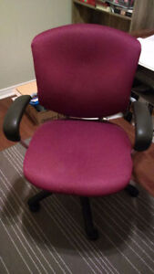 Office chair 1 for $30 2 for $50. Great condition MOVING SALE