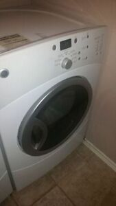 LG front loading washer and GE dryer Peterborough Peterborough Area image 2