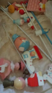 Beauitiful Vintage 60's Baby Crib Mobile Cambridge Kitchener Area image 3
