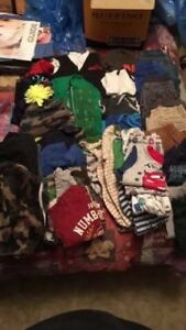 18 months winter boys clothing lot