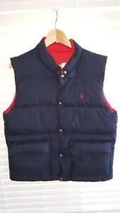 Ralph Lauren Polo reversible vest size XL 18/20
