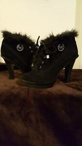 Michael Kors retired lace ankle boots $100 or B.O.