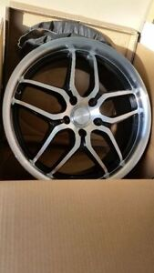 "4X BRAND NEW 18x8 5x114.3 FAST Alloy Wheels ""Cryptic"", $560!!! London Ontario image 1"