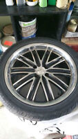 """Mags 17"""" bolt pattern 4x100"""