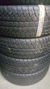 255/70/18 Bridgestone / DYNASTY AUTO