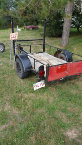 50 inch wide by 7 feet UTILITY TRAILER  SUSSEX AREA