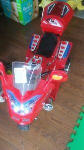 Electrical trike /bike for kid
