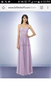 Bill levkoff style 778 size 4 violet