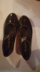 tap shoes! - new condition barely used
