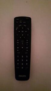Philips SRP1103/27 Universal Remote Control featuring Simple Set