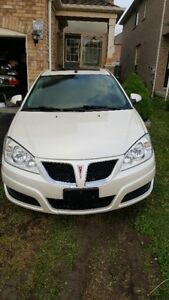 Price is firm    2009 Pontiac G6 Coupe (2 door)