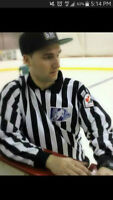 Arbitre De Hockey ( Glace ou Cosom )