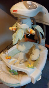 Fisher Price Papasan Cradle Swing West Island Greater Montréal image 1