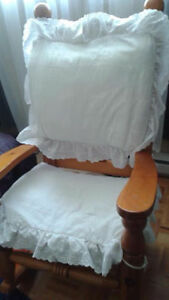 Rocking chair. Good condition.