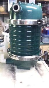Biovort little giant Large Pond filter 2400 Gal great working co
