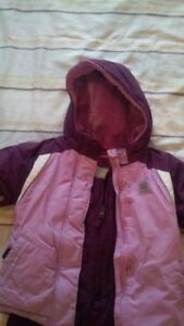 Please mum girls winter jacket. Size 2. Very good condition. $20