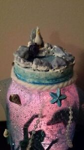 GET IT NOW! MERMAID IN A JAR HAND CRAFTED ONE OF A KIND Cambridge Kitchener Area image 7