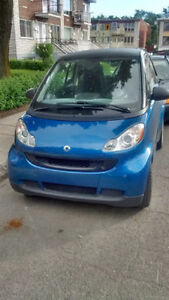 smart two for two 2009 tres bas milage cest neuf