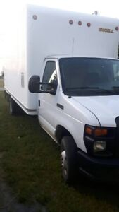 2008 Ford E-350 Cube Other