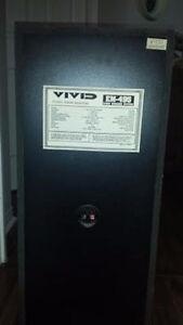 VIVID  - EM 495'S FLOORSTANDING SPEAKERS *NICE* Kingston Kingston Area image 2
