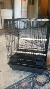 voyager bird cage by inch 22 X17.5X13