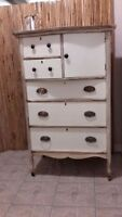 Antique Dresser/ Hutch
