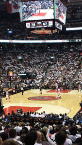 Toronto Raptors Tickets -- ALL GAMES -- SECTION 101 Row 17