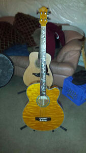 Michael Kelly acoustic bass LIKE NEW