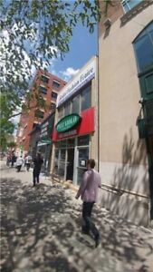 Space Available In Toronto's Fashion District