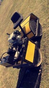 LAWN ROLLING (Sit ON) Double Drum! BEST PRICES! Windsor Region Ontario image 2