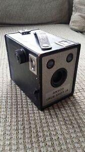 Ansco Box Camera