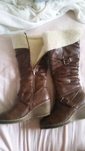 Brand New Ladies Boots - Size 9 Kitchener / Waterloo Kitchener Area image 2