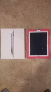 Apple iPad 2nd Generation + Cellular + 64 GB Memory + Case!