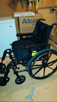 FOR SALE-Patriot 18x18 Type II Wheelchair